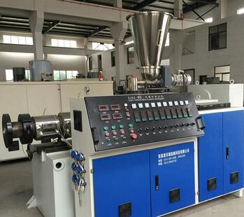 BEIRUI 5000kg co-rotating twin screw plastic extruder
