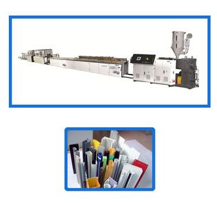 pvc window and door profile extrusion machine/pvc profile extrusion line