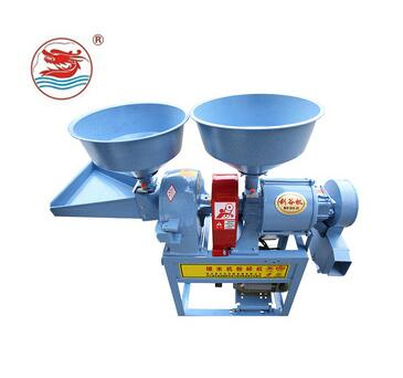 WANMA4092 High Capacity Commercial Rice Mill Compact