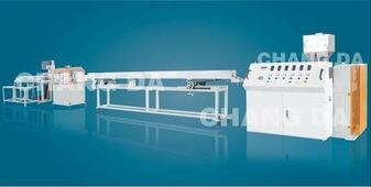 YFseries PS foamed photo frame profile extrusion line