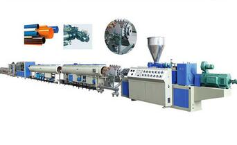 CPVC UPVC Transparent Sheet Extrusion Line/cpvc UPVC plate extrusion machine