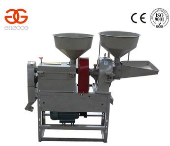 Automatic Rice Mill Machinery Price/Combined Rice Hulling and Polishing Machine