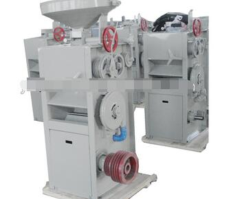 combined rice mill machine with diesel engine