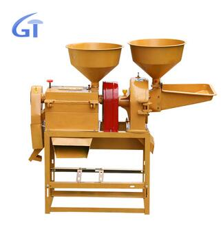 Small portable rice mill milling machine price