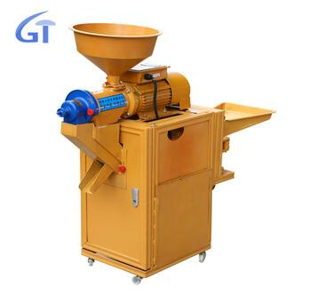 200kg per hour Automatic Complete Rice Mill Machinery For Sale