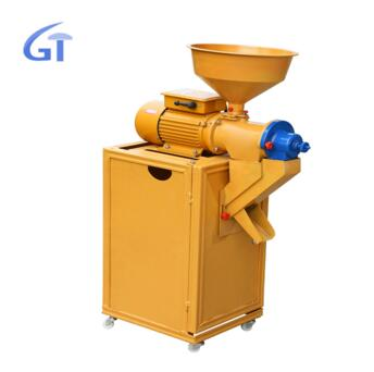 Cheapest new design direct connection rice mill machine