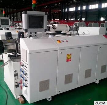 PVC door profile making machine,plastic extrusion machine