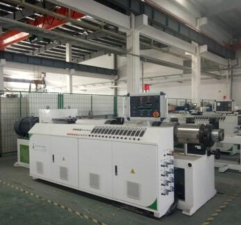 CE Certification Double-screw PVC profile extruder prodction line