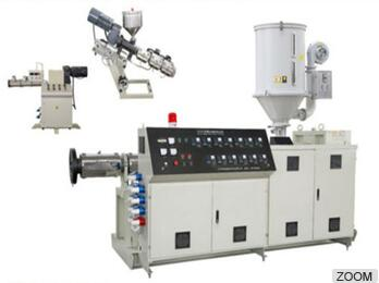 Automatic Single screw extruder for window and door