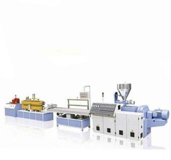 Profile Extrusion Line,PVC Window and Door profile Production Line
