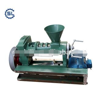 2018 Newest design factory price low price spiral oilseed rape oil expeller/oil press machine