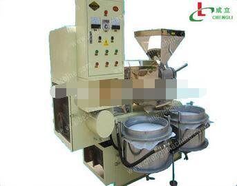 home oil press machine
