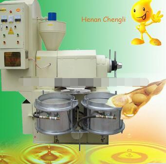 6YL-130 groundnut Oil Press machine good quality low price