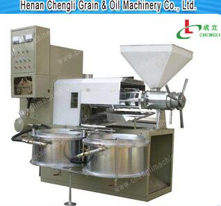 2017 high efficiency oil press machine
