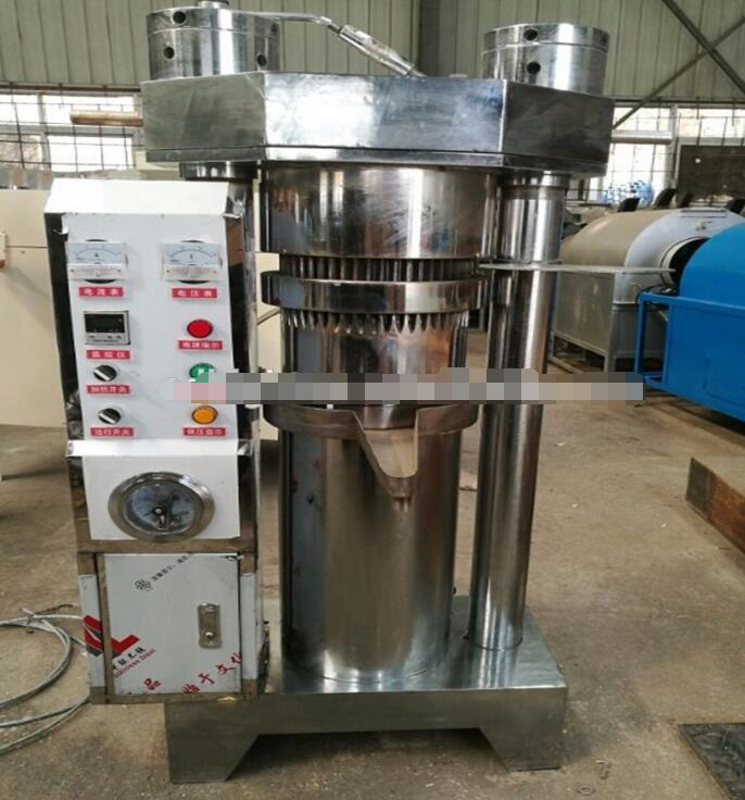 Hydraulic Cold Oil Extraction Avocado Oil Press Machine