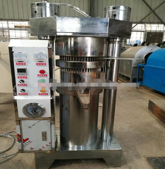 Oil Press Machine/Sunflower Oil Extractor/Vegetable Seeds Oil Press Machine