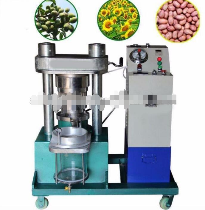 new type oil press machine/small cold press oil machine