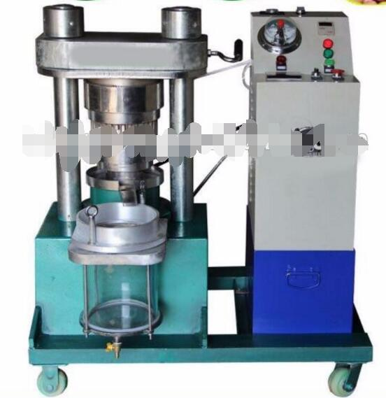 High Efficiency Cold Hemp Seed Oil Press Machine