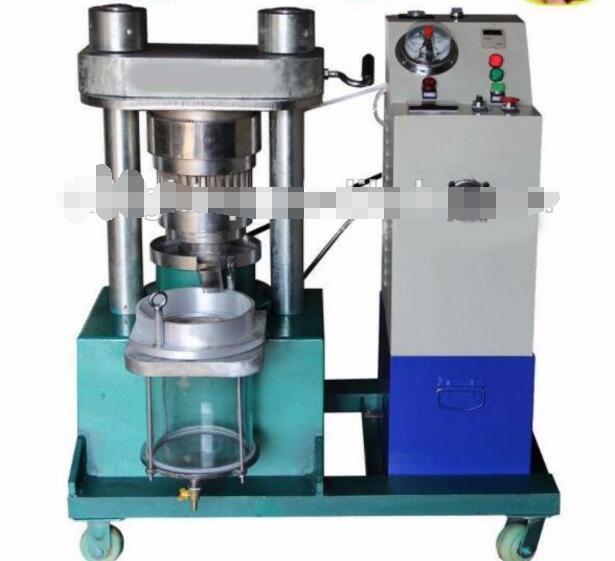 Essential Oils Press Machine