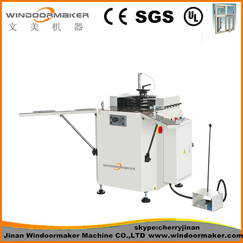 Window Machine Single Head Heavy Corner Crimping Machine