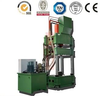 Hydraulic Press 50 ton-400 Ton Cylinders For 4 Column Machine