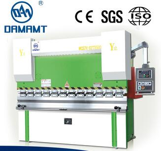 Delem Damaautomatic sheet metal bend machine,door frame bending machine,used steel bending machine