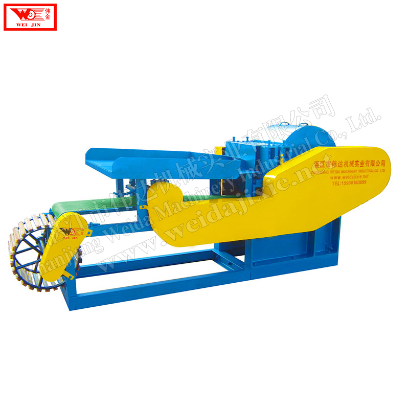 supply pine apple leaves processing equipment---fiber sheller,small type equipment, moving easily