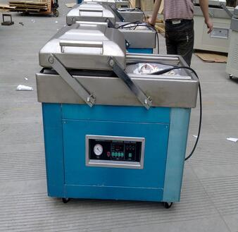 DZ-400/2SA Double rooms vacuum packing sealing machine