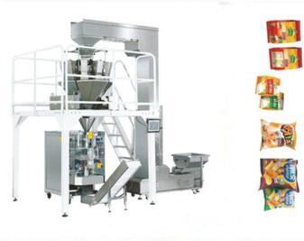 HTL-V420 2300W 380V Automatic Grain Packing Machine
