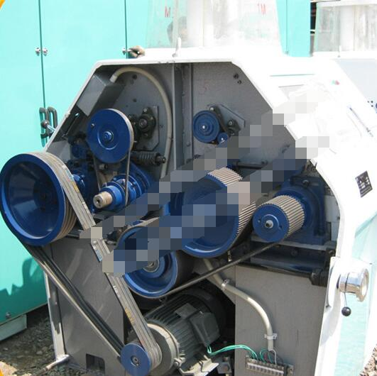 double roller mill, flour milling line, grain flour mill machinery