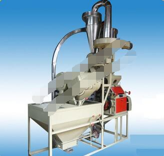 mini solar flour mill machine