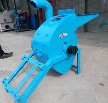Grain crushing size adjustable wheat flour mill machine