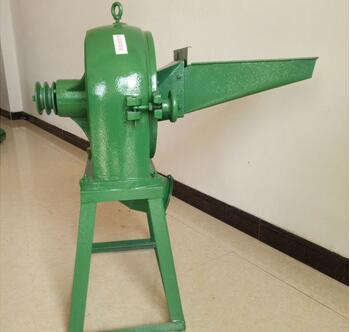 Electric flour mill machine