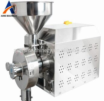 Chinese Herb Cacao Grinder Grain Flour Mill Machine