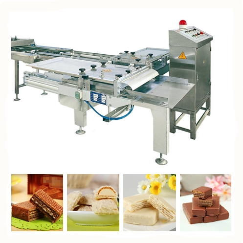 SAIHENG automatic wafer biscuit making machine wafer