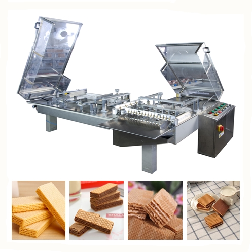 SAIHENG manufacturer machine wafer chocolate machine wafer processing line