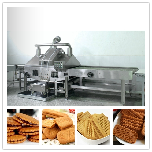 SAIHENG cookies production line automatic