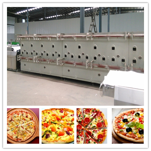 SAIHENG gas pizza oven