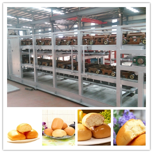 SAIHENG gas biscuit bread pizza baking tunnel oven