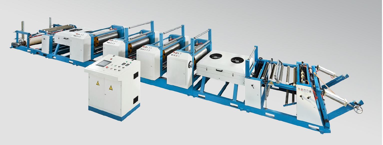 Reel to Reel Flexible Printing Machine