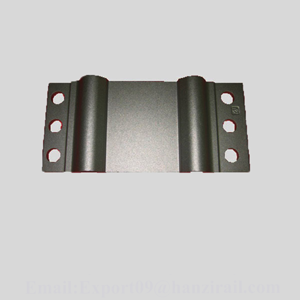 Railway Baseplate Rail Tie Plate Steel Under Rail Supply