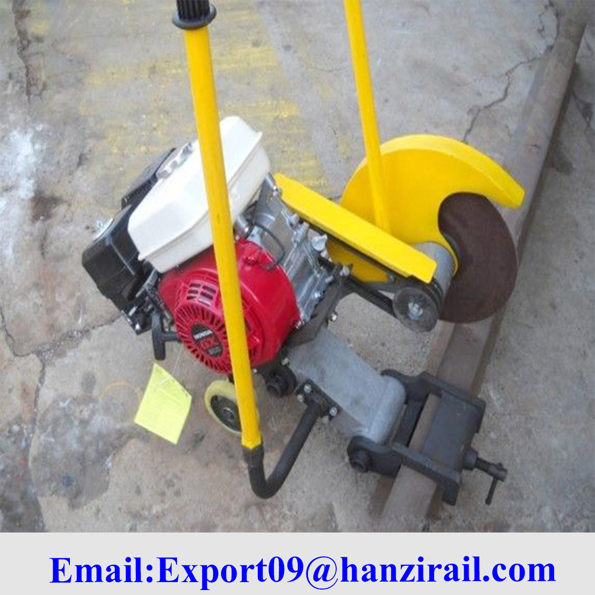 Electric Rail Cutting Machine Supply