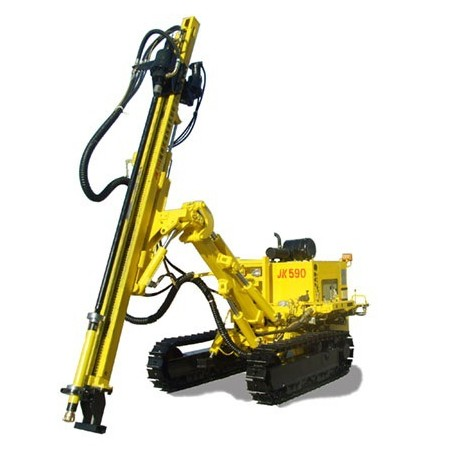 Railway Electric Rail Drilling Machine
