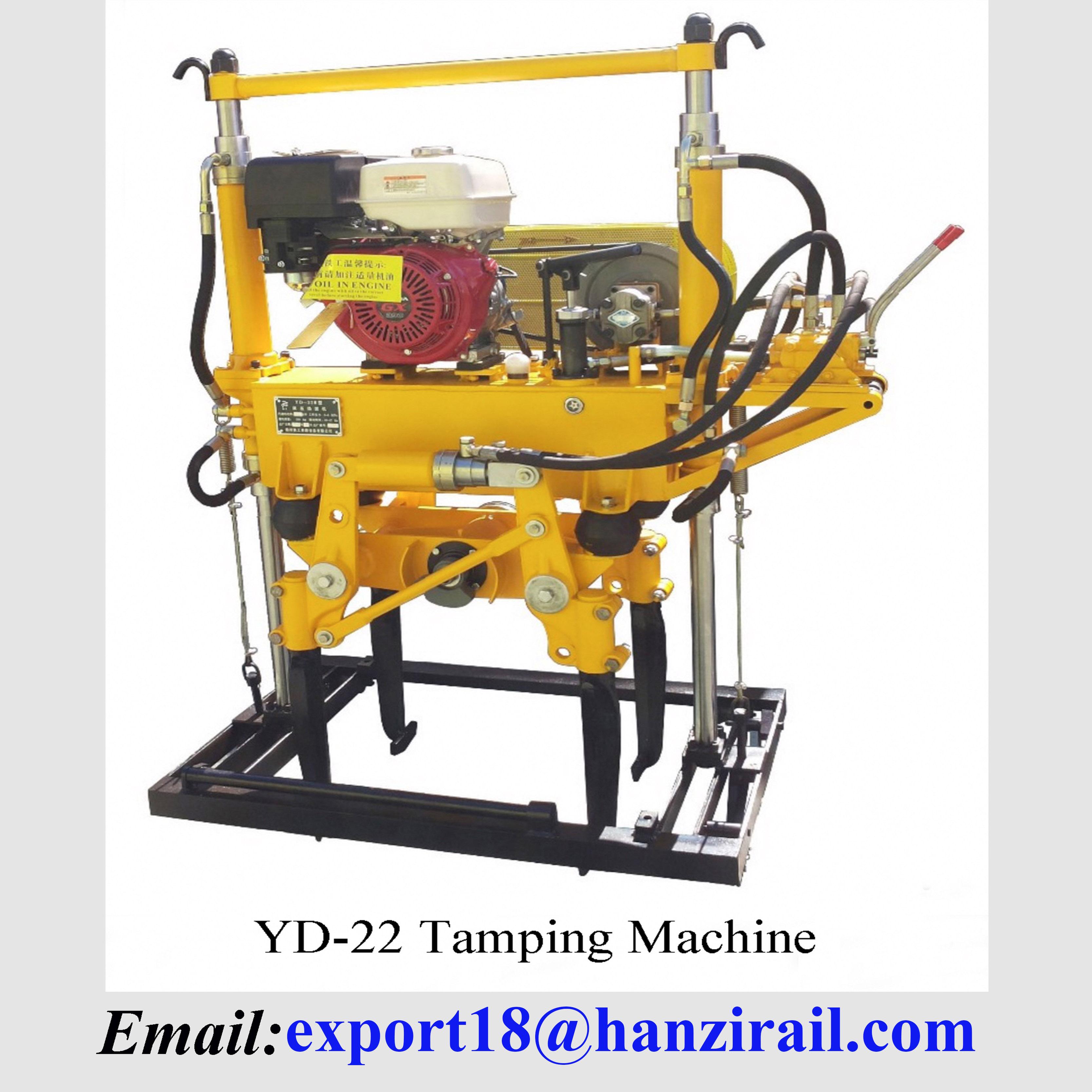 Hydralic Rail Tamping Machine Supply