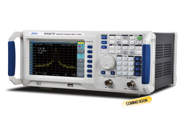 Spectrum Analyzer SA9275 Series
