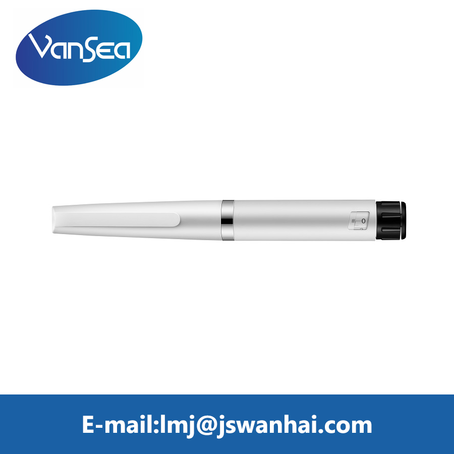 High quality Insulin Pen Injector work with 3ML cartridge for Bangladesh market for sale