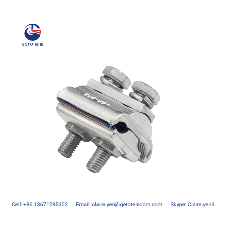 CAPG bimetallic parallel groove clamp