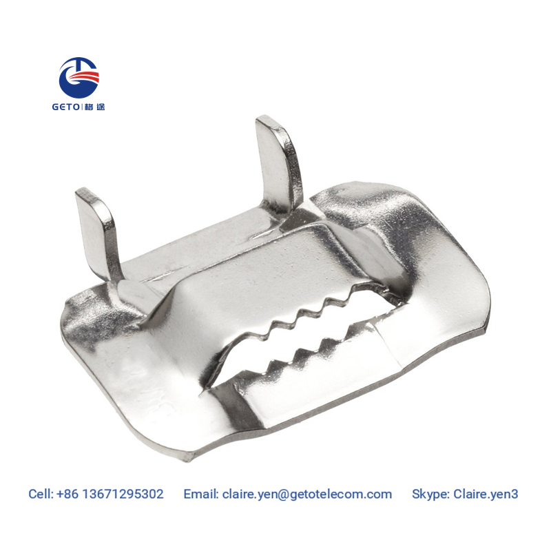 stainless steel banding buckles