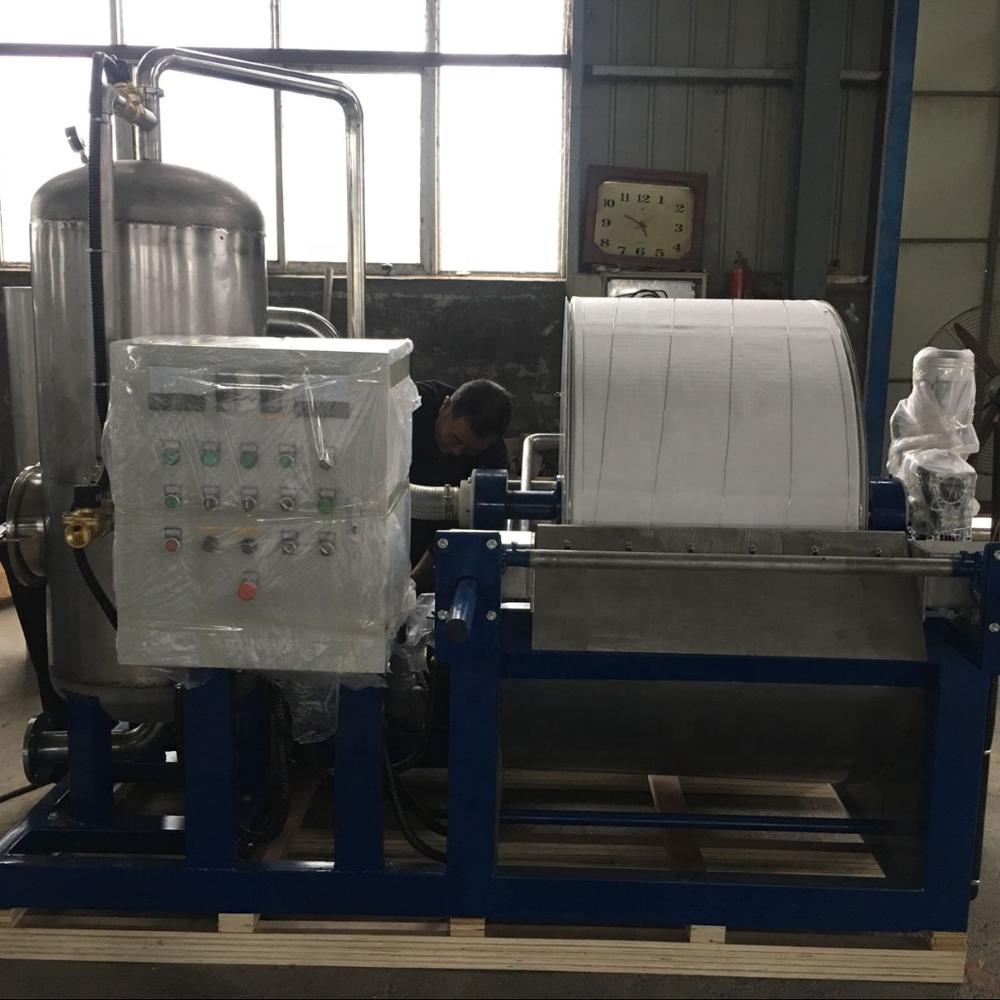 Blade Coating Precoating Vacuum Drum Filter