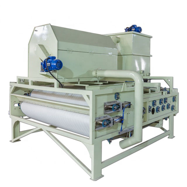 Blade Coating Vacuum Drum Filter for Beer Brewery/Brewery